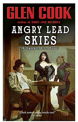 Angry Lead Skies By Cook, Glen